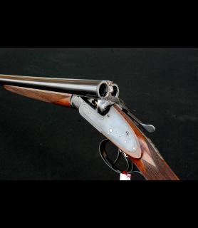 Fusil à platines belge cal 12